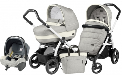 Коляска 3 в 1 Peg Perego Book 51 S Elite Set Modular (прогулочный блок Pop-Up Completo)