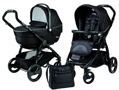 Коляска 2 в 1 Peg Perego Book Plus XL Modular System (прогулочный блок Switch Sportivo)