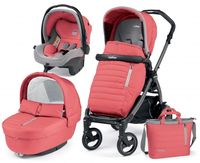 Коляска 3 в 1 Peg Perego Book Plus Breeze Modular