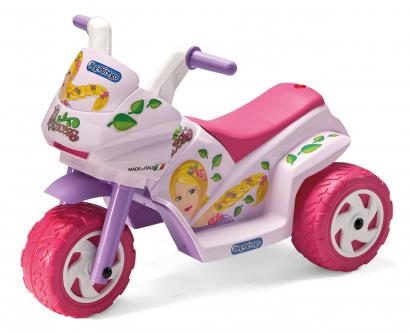 Детский трицикл Peg Perego Raider Mini Princess IGMD0003
