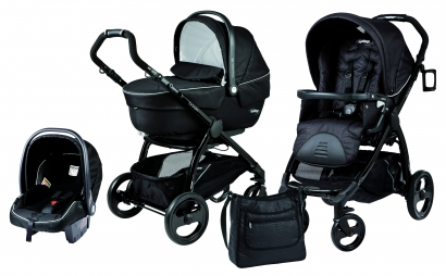 Коляска 3 в 1 Peg Perego Book Plus XL Set Modular (прогулочный блок Switch Sportivo)