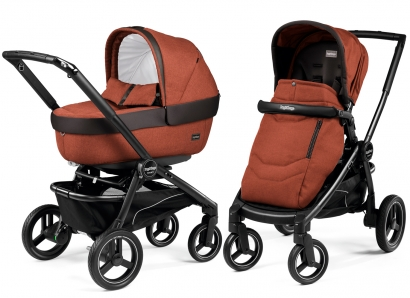 Коляска 2 в 1 Peg Perego Team Elite