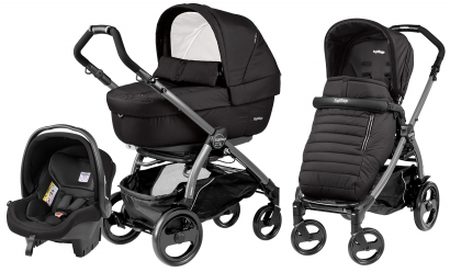 Коляска 3 в 1 Peg Perego Book 51 Breeze Modular (шасси Jet)