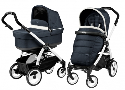 Коляска 2 в 1 Peg Perego Book 51 Pop-Up Modular System (прогулочный блок Pop-Up Completo)