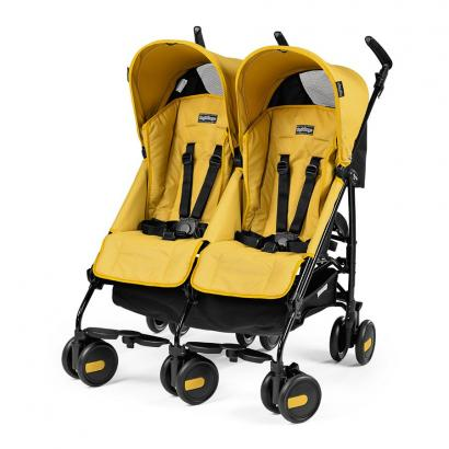 Коляска для двойни Peg Perego Pliko Mini Twin