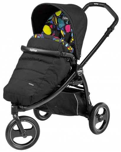 Прогулочная коляска Peg Perego Book Scout Pop-Up Completo