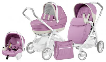 Коляска 3 в 1 Peg Perego Book Plus Pure XL Set Modular