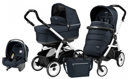 Коляска 3 в 1 Peg Perego Book 51 Pop-Up Modular System