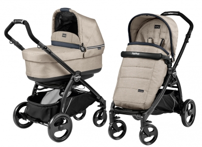 Коляска 2 в 1 Peg Perego Book Plus Pop-Up Modular System (прогулочный блок Pop-Up Completo)