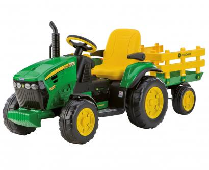 Детский трактор Peg Perego John Deere Ground Force IGOR0047
