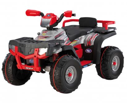 Детский квадроцикл Peg Perego Polaris Sportsman 850 Silver OD05180 New