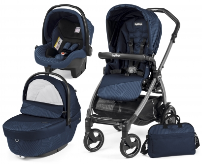 Коляска 3 в 1 Peg Perego Book Plus Geo Modular