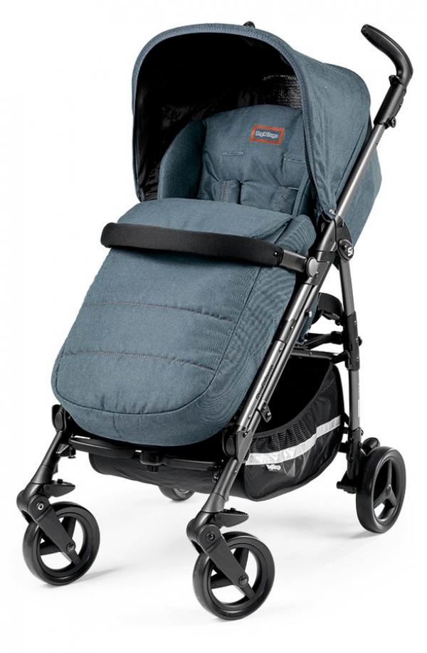 Коляска-трость Peg Perego Si Completo Blue Denim