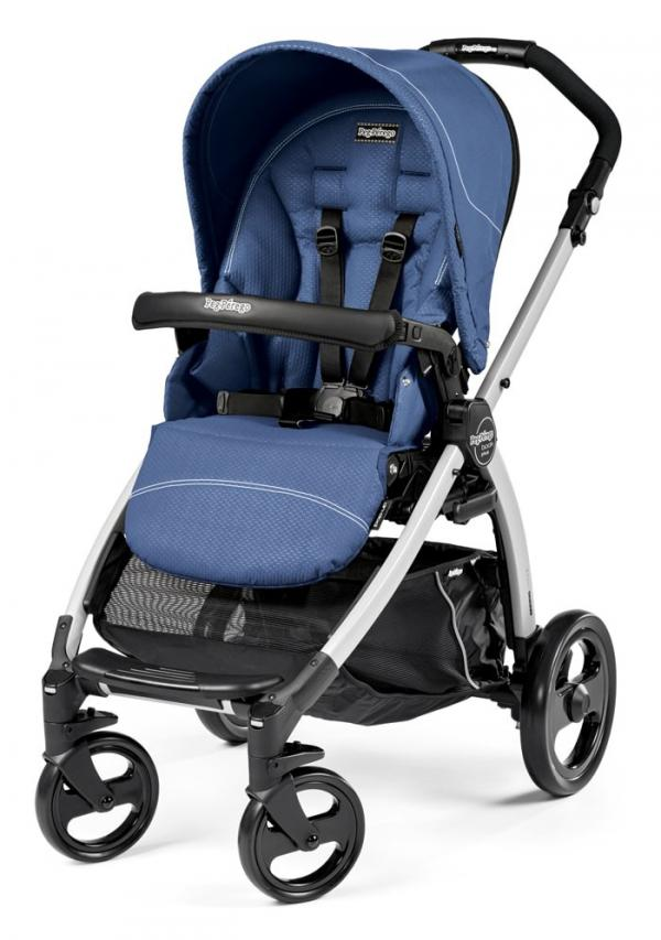 Peg Perego Book Plus Pop-Up Sportivo Mod Bluette