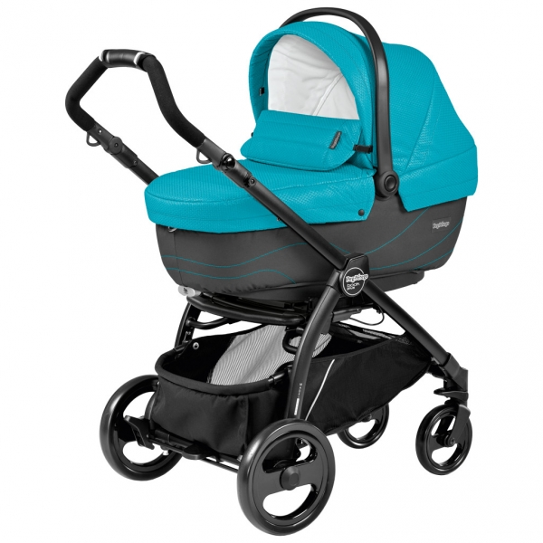Peg Perego Book Plus + Navetta XL Bloom Scuba