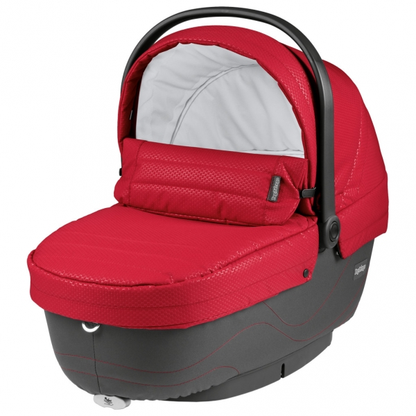 Peg Perego Switch Four + Navetta XL Bloom Red