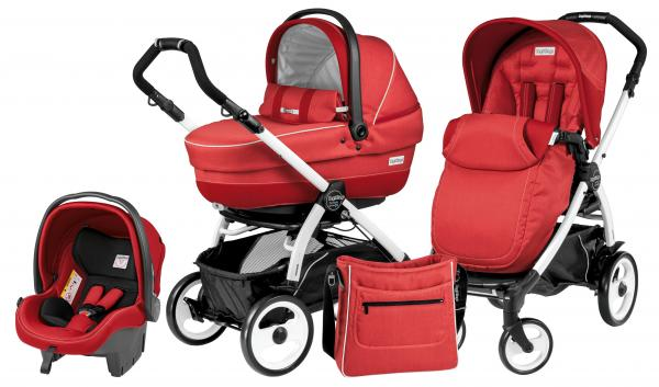 Peg Perego Book Plus XL Modular System Sunset