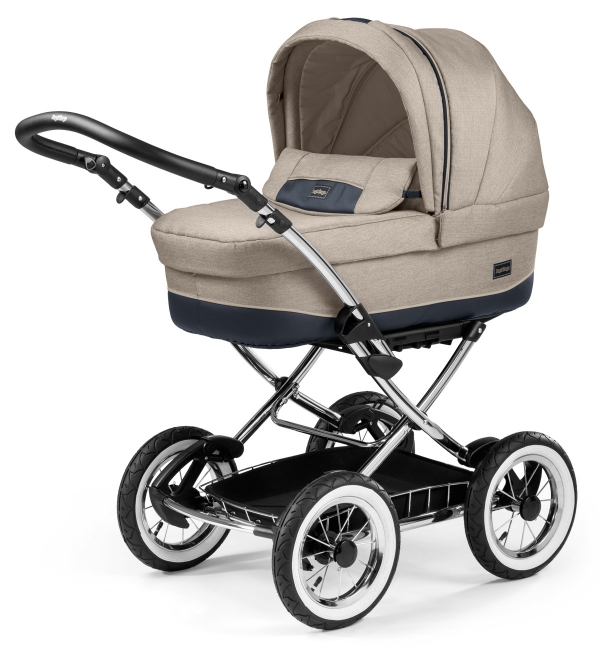 Peg Perego Culla Elite Auto Chrome