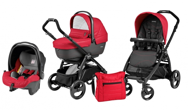 Peg Perego Book Sportivo Modular System Bloom Red