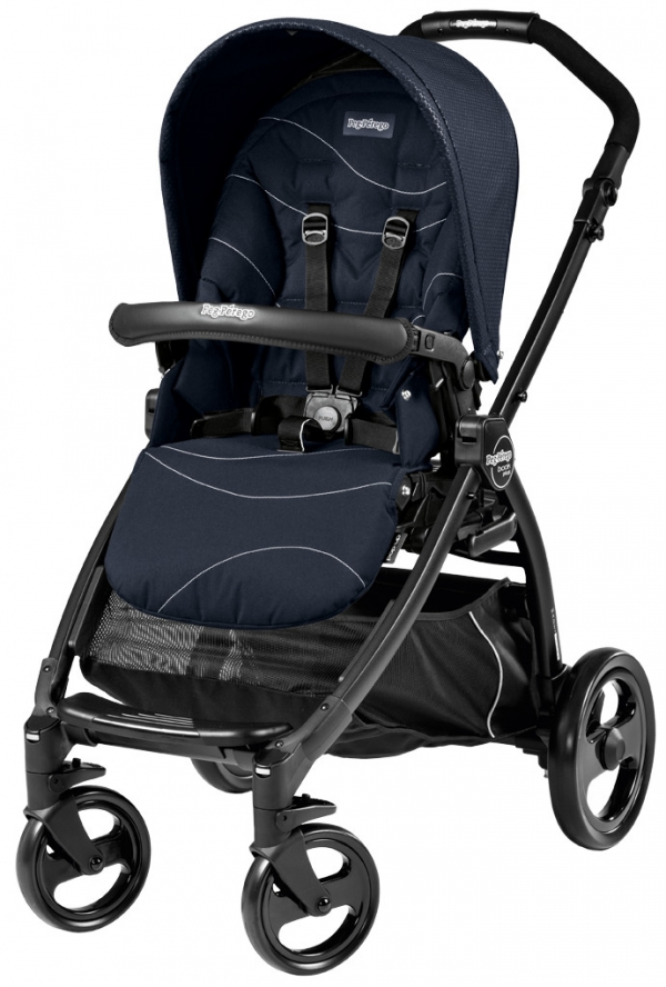 Peg Perego Book Plus Pop-Up Sportivo Bloom Navy