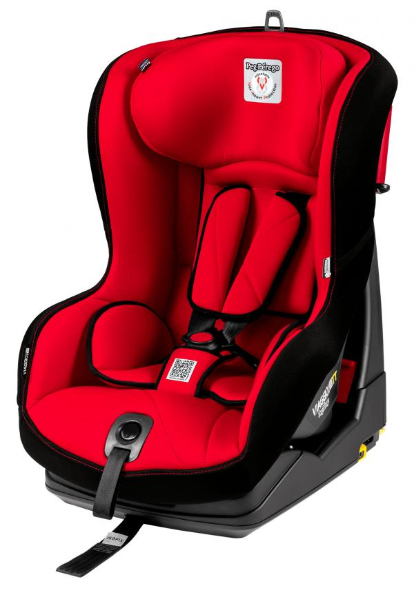 Peg Perego Viaggio1 Duo Fix K TT Rouge