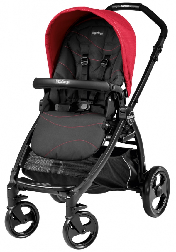 Peg Perego Book Plus Pop-Up Sportivo Bloom Red