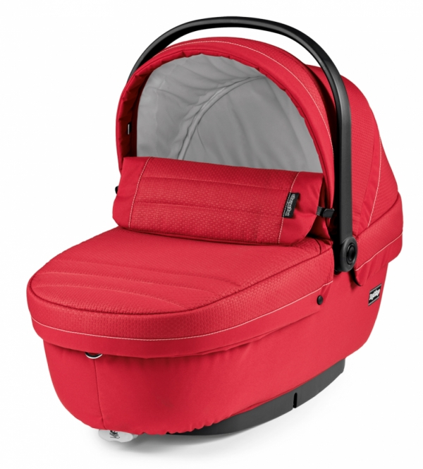 Peg Perego Switch Four + Navetta XL mod-red