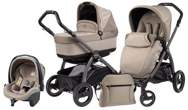 Peg Perego Book Plus Set Modular Pop-Up Cream