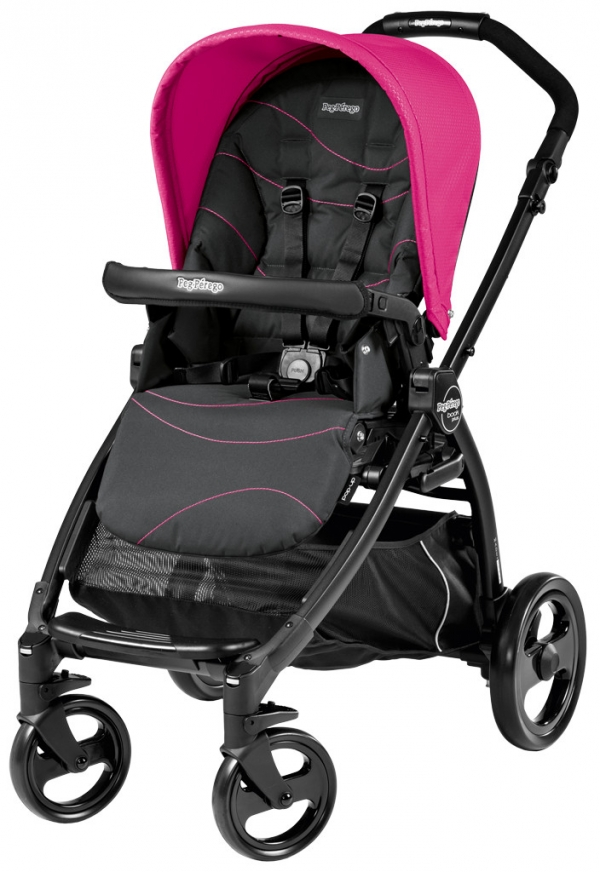 Peg Perego Book Plus Pop-Up Sportivo Bloom Pink