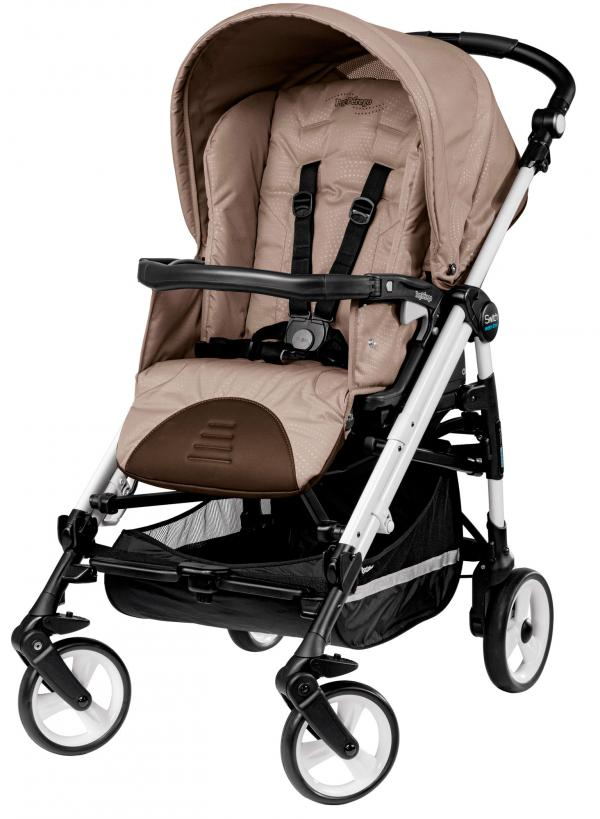 Коляска-трость Peg Perego Pliko Switch Easy Drive Sportivo Geo