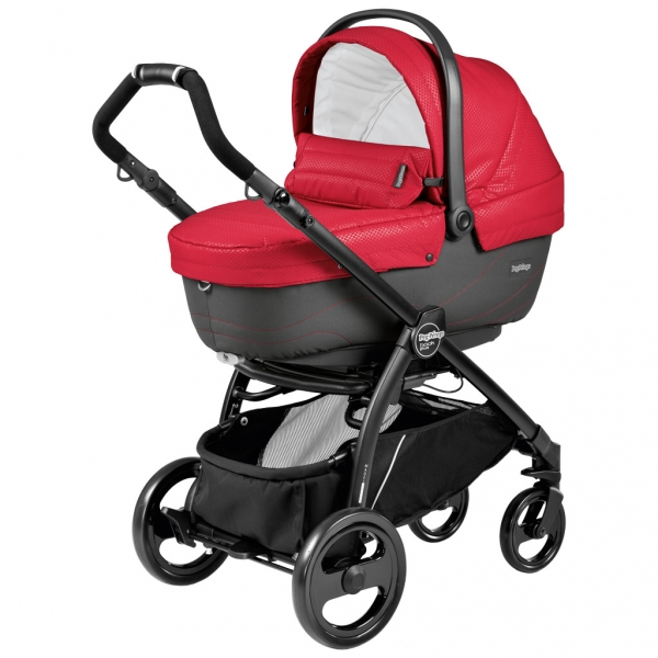 Peg Perego Book Plus + Navetta XL Bloom Red