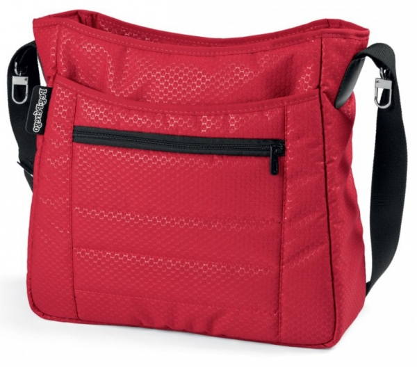 Peg Perego Borsa Bloom Red