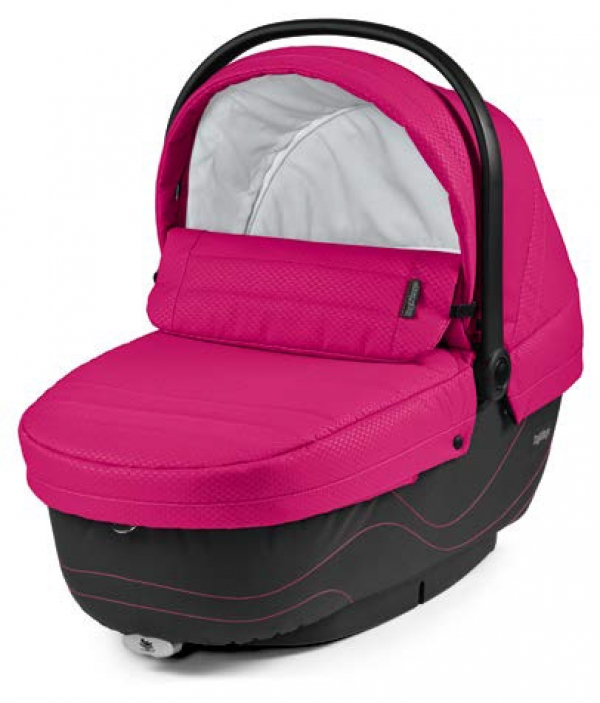 Peg Perego Easy Drive + Navetta XL Bloom Pink