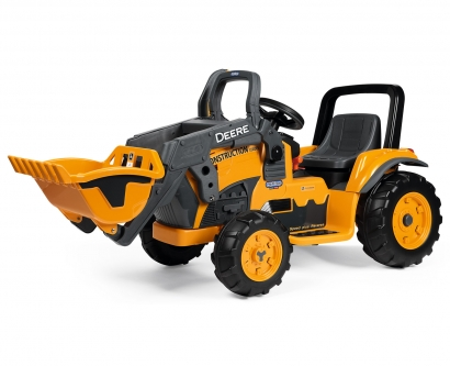 Электромобиль Peg Perego John Deere Construction Loader