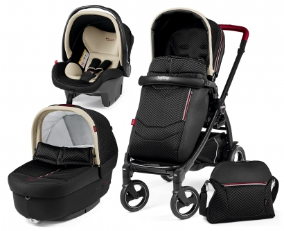 Коляска 3 в 1 Peg Perego Book 500 Elite Modular