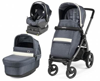 Коляска 3 в 1 Peg Perego Book 51 S Pop-Up I-Size Modular