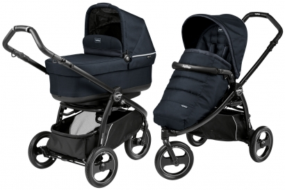 Коляска 2 в 1 Peg Perego Book Scout Pop Up Combo