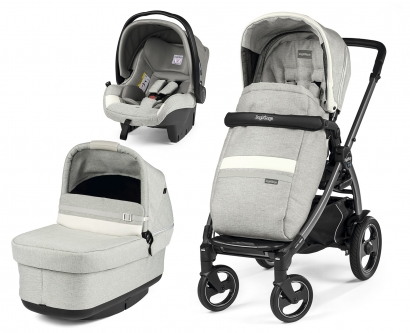 Коляска 3 в 1 Peg Perego Book 51S Pop-Up Modular System (шасси Jet)