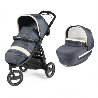 Коляска 2 в 1 Peg Perego Book Cross Combo