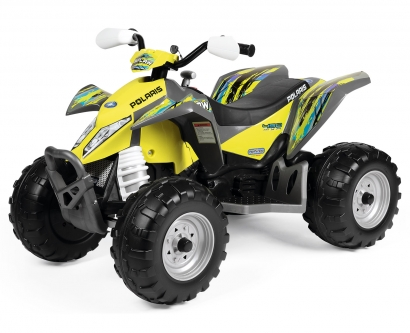 Электромобиль Peg Perego Polaris Outlaw Citrus