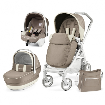 Коляска 3 в 1 Peg Perego Book 51 Pure Set Modular