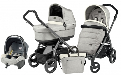 Коляска 3 в 1 Peg Perego Book 51 Pop-Up Modular System (шасси Jet)