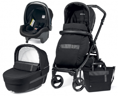 Коляска 3 в 1 Peg Perego Book Rock Elite Modular