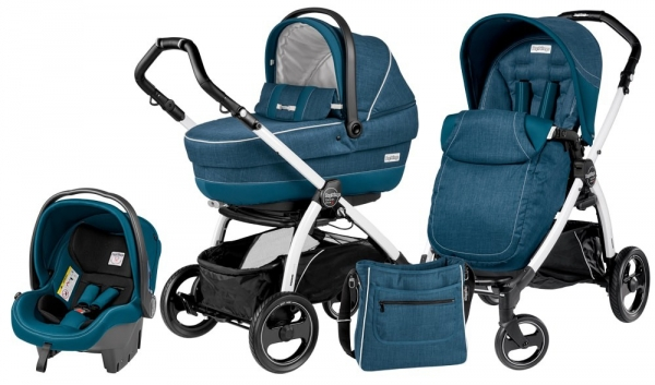 Peg Perego Book S XL Set Modular Pop-Up Completo