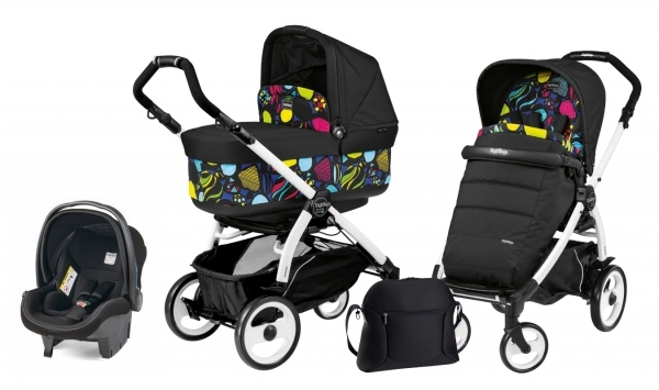 Peg Perego Book Plus S Pop-Up Modular System