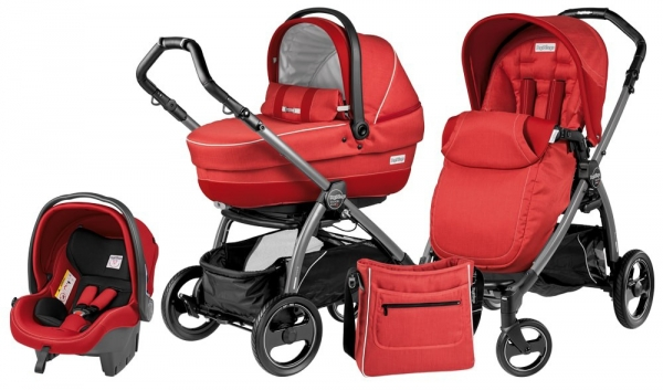 Peg Perego Book S XL Modular System Pop-Up Completo