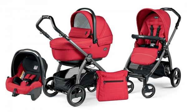Коляска 3 в 1 Peg Perego Book S XL Set Modular Pop-Up Sportivo