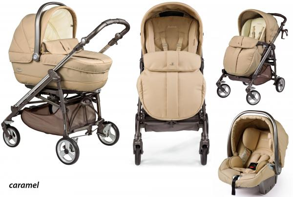 Peg Perego Martinelli Pliko Switch Easy Drive Modular